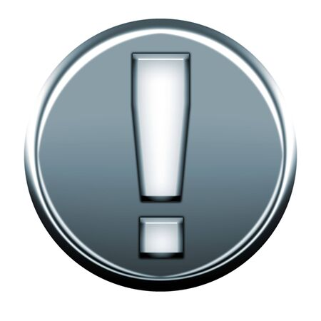 webmail: gray warning icon