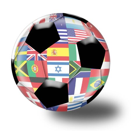 football countries photo