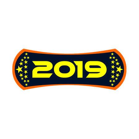 2019 text design