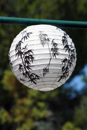 papierlaterne: Chinesische Papierlaterne