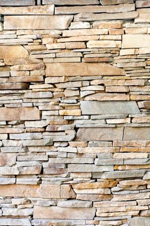 masonry close up. masonry of mountain stone