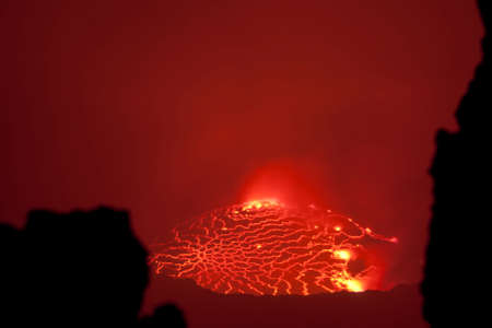 vulcano: volcano