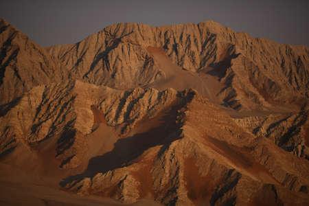 lia: desert Stock Photo