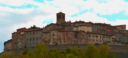 Nice Anghiari near Arezzo in Tuscany (Anghiari)