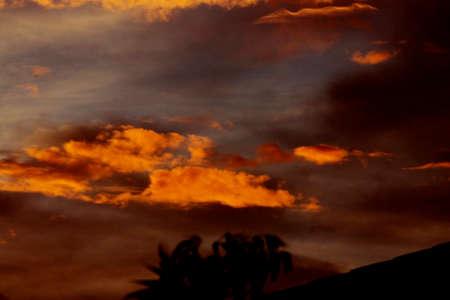 skie: sky cloud Stock Photo