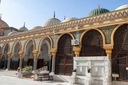 la Moschea di Sidi Abdul Salam a Ziltan, Afica, Libia, Al Marqab