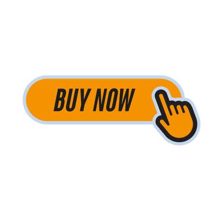 Cliquez sur le bouton avec l'icône de la main. Acheter maintenant