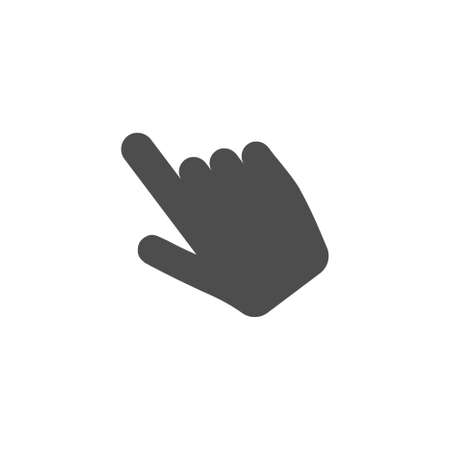 Clicking hand icon