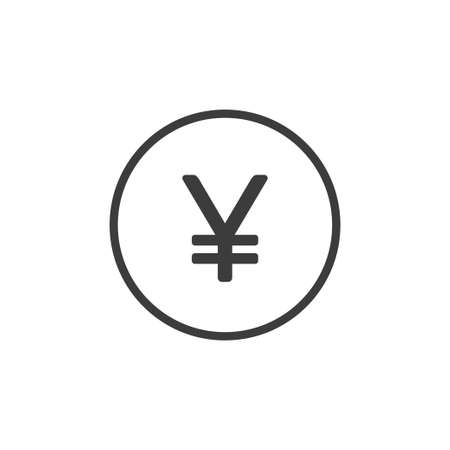 Yuan currency icon