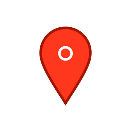 Location icon, map pin
