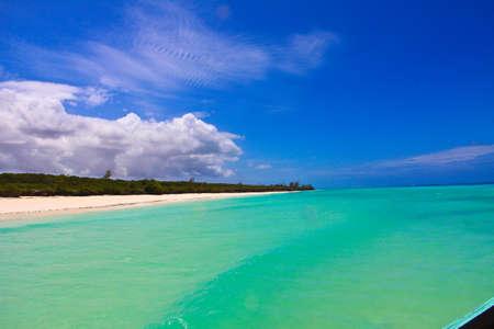 turqoise: beautiful beach