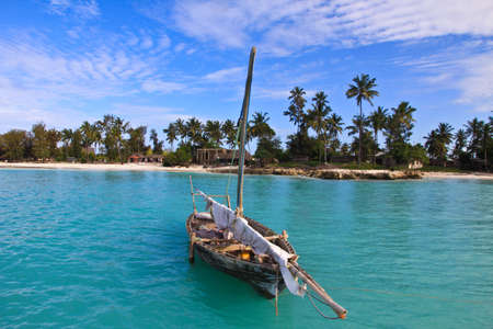 boat on bay