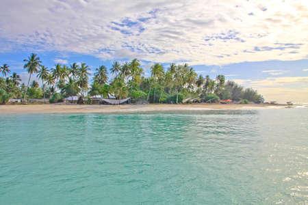 island of paradise photo