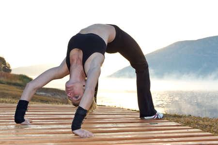 Yoga Lifestyle photo