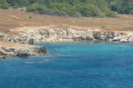 orte: beautiful otranto orte wild bay