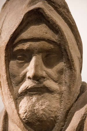 pity: portrait statue the pity michelangelo buonarroti florence Editorial