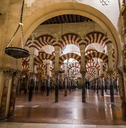 caliphate: ruins Medina Azahara cordoba spain andalucia