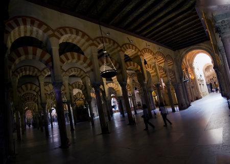 cordoba: ruins Medina Azahara cordoba spain andalucia