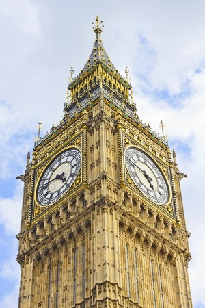 The Big ben, London, UK photo