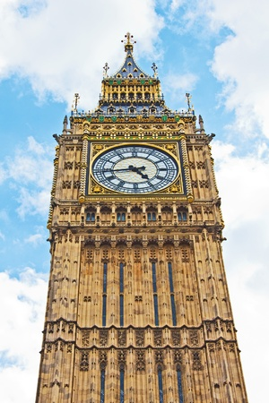 The Big Ben Stock Photo - 13512153