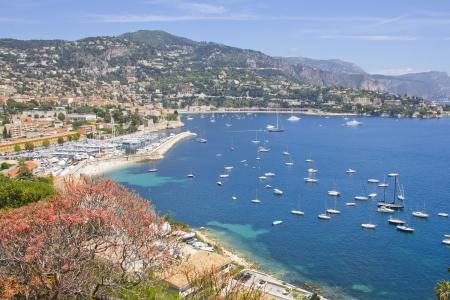 seafronts: Saint-Jean Cap Ferrat, south of France