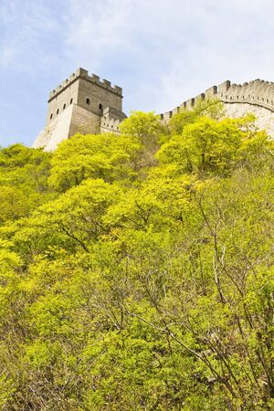 jinshaling: The Great Wall, China