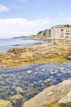 Coast of Saint-Tropez, French Riviera photo