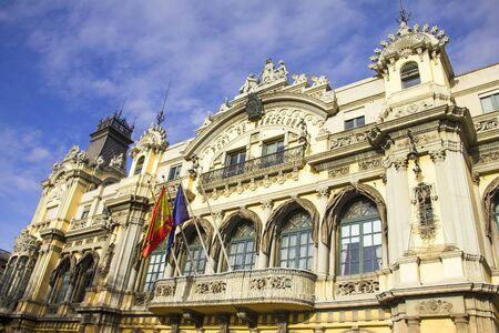 neoclassic: Edifici De La Duana, Barcelona, Spain