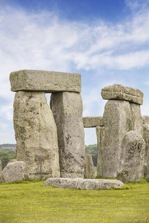 The Stonehenge in England, UK