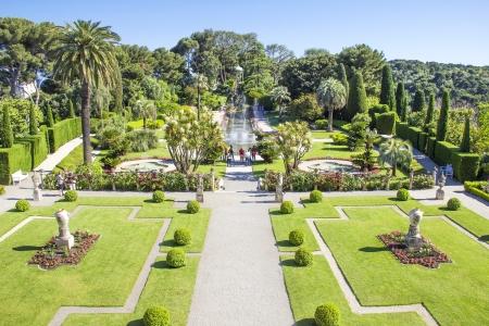 Villa Ephrussi de Rothschild, Saint-Jean-Cap-Ferrat, French Riviera