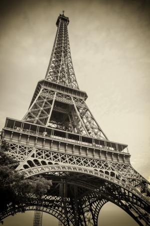 Tour Eiffel, Paris, France Banque d'images - 20562386