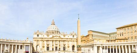 pietro: Basilica di San Pietro in the Vatican City, Rome, Italy