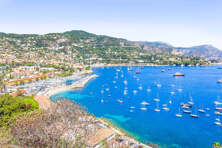 french riviera: Cap Ferrat, French Riviera