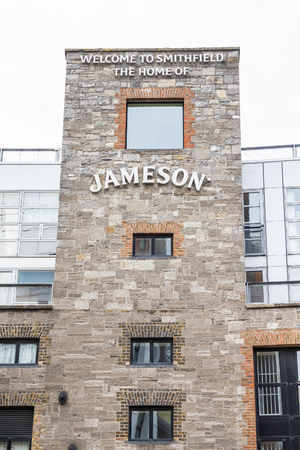 distillery: View of the Old Jameson Distillery, Dublin, Ireland
