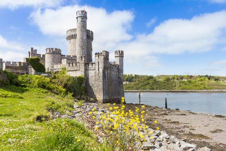 Blackrock Castle in Cork, Ireland Editorial
