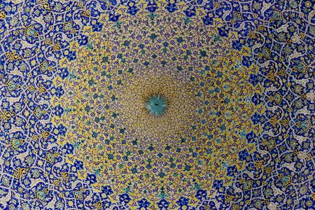 dome: Interiors: decorated dome