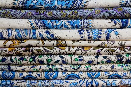 gold souk: tablecloths