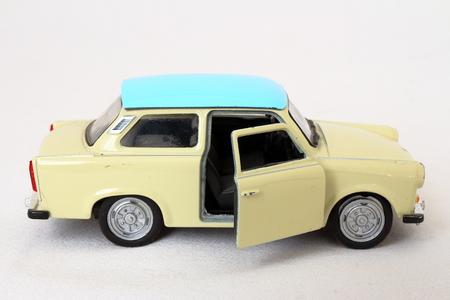 east germany: Model of East Germany popular car