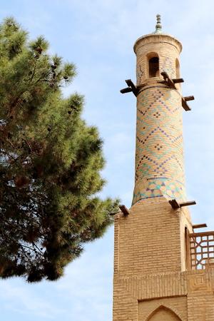 minarets: Shaking minarets of Monar Jonban, Isfahan, Iran
