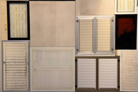shutters: Windows and shutters