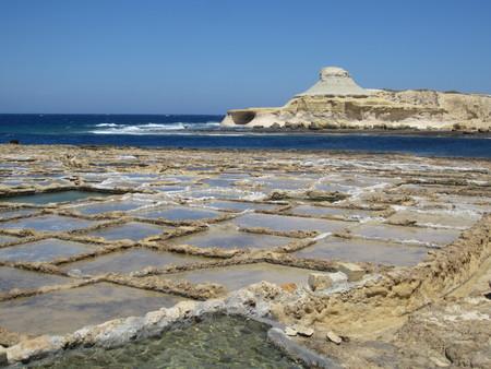 mondrian: Salt flats