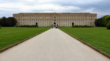 The Royal Palace of Caserta (Italian: Reggia di Caserta) is a former royal residence in Caserta with a large garden and many fountains by the kings of Naples