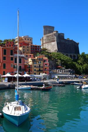 Lerici, Laspezia, Poets Gulf, Italy