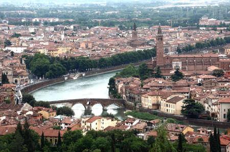 verona: Panorama of Verona