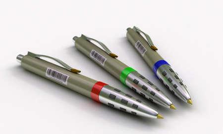 rgb: Pens of RGB