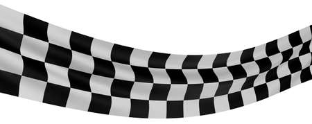 stock car: Checkered Flag