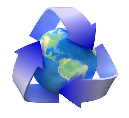 Recycle ecology photo
