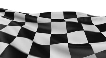sidecar motocross racing: Checkered Flag