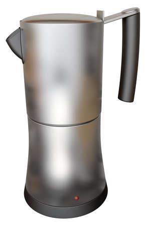 Coffee Maker Stock Photo - 4882411