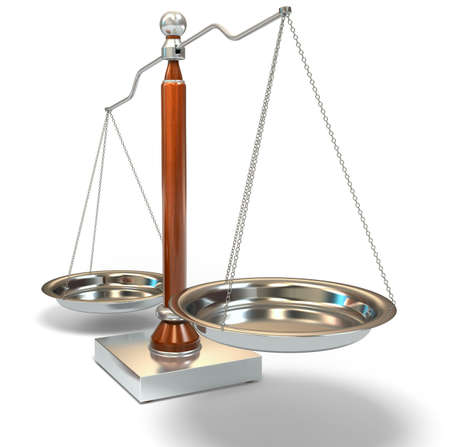 Balance scale Stock Photo - 5975026